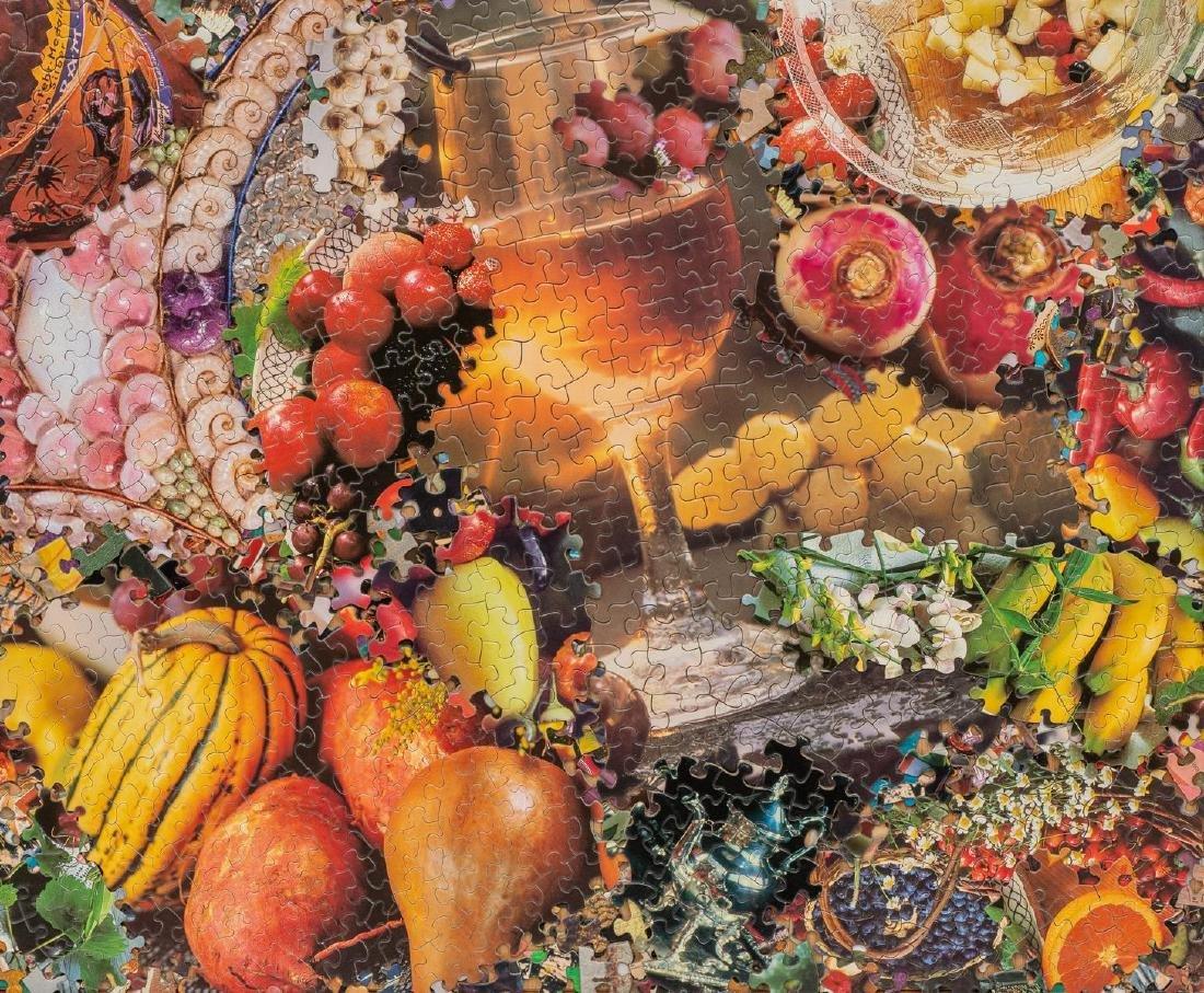 """Al Souza (Texas, b. 1944), """"Natural Feast"""", 2006,"""