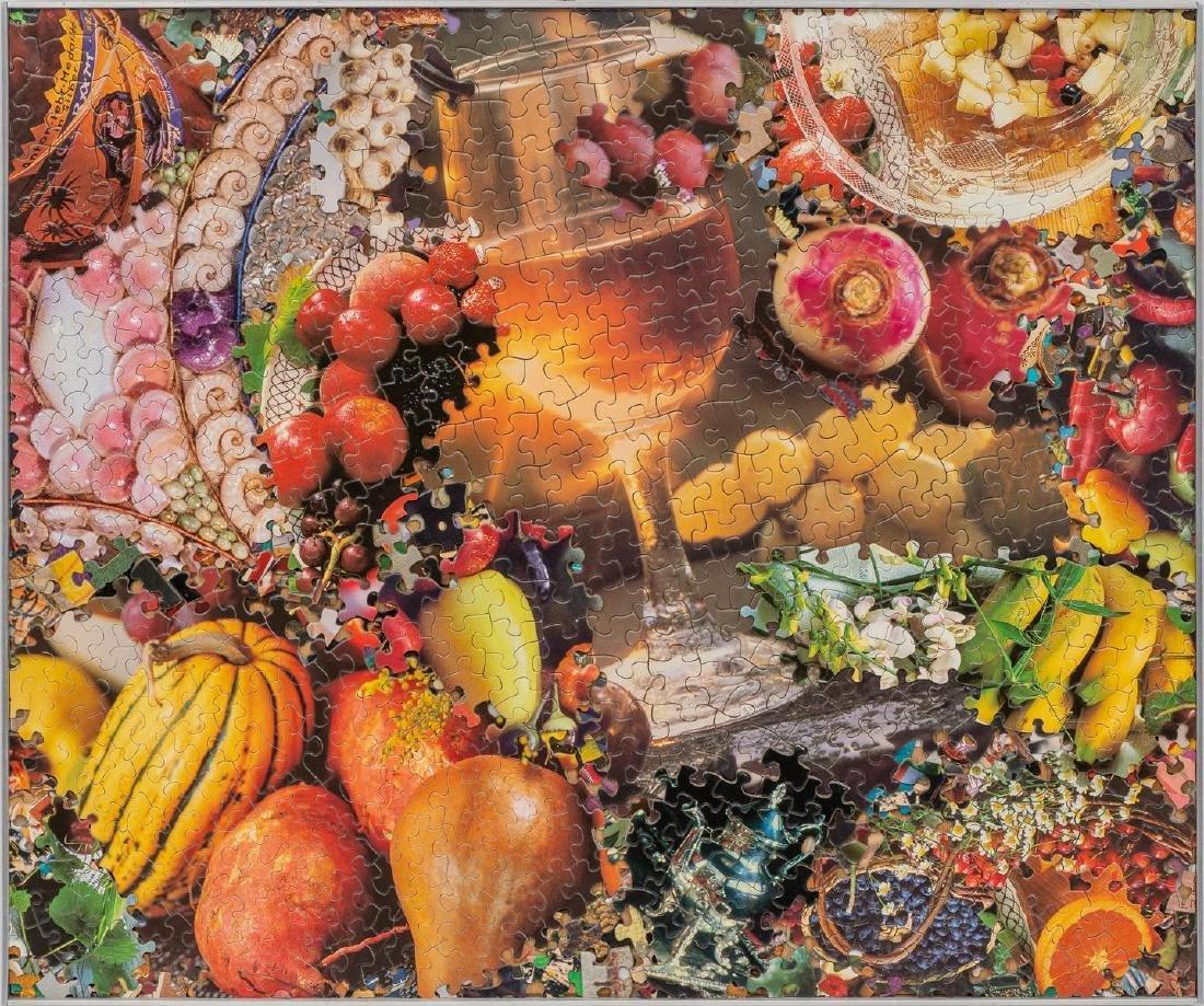 """Al Souza (Texas, b. 1944), """"Natural Feast"""", 2006, - 2"""