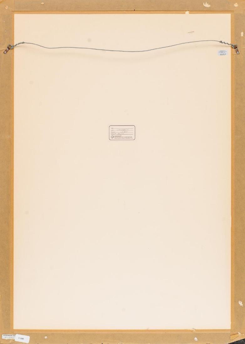 "Victor Vasarely (1906-1997), ""Vega Kocka"", Serigraph on - 4"