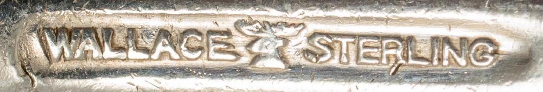 "Wallace, ""Grande Baroque"", Sterling Silver Hostess Set - 3"