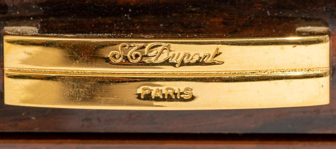 S.T. Dupont (Paris, 20th century), Wood Humidor - 2