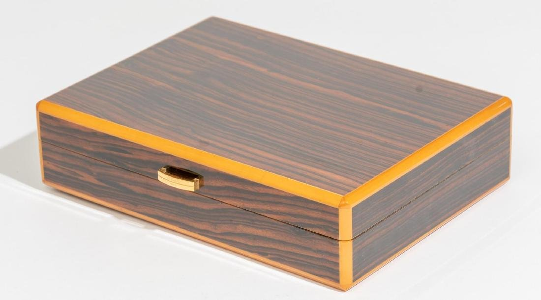 S.T. Dupont (Paris, 20th century), Wood Humidor - 3