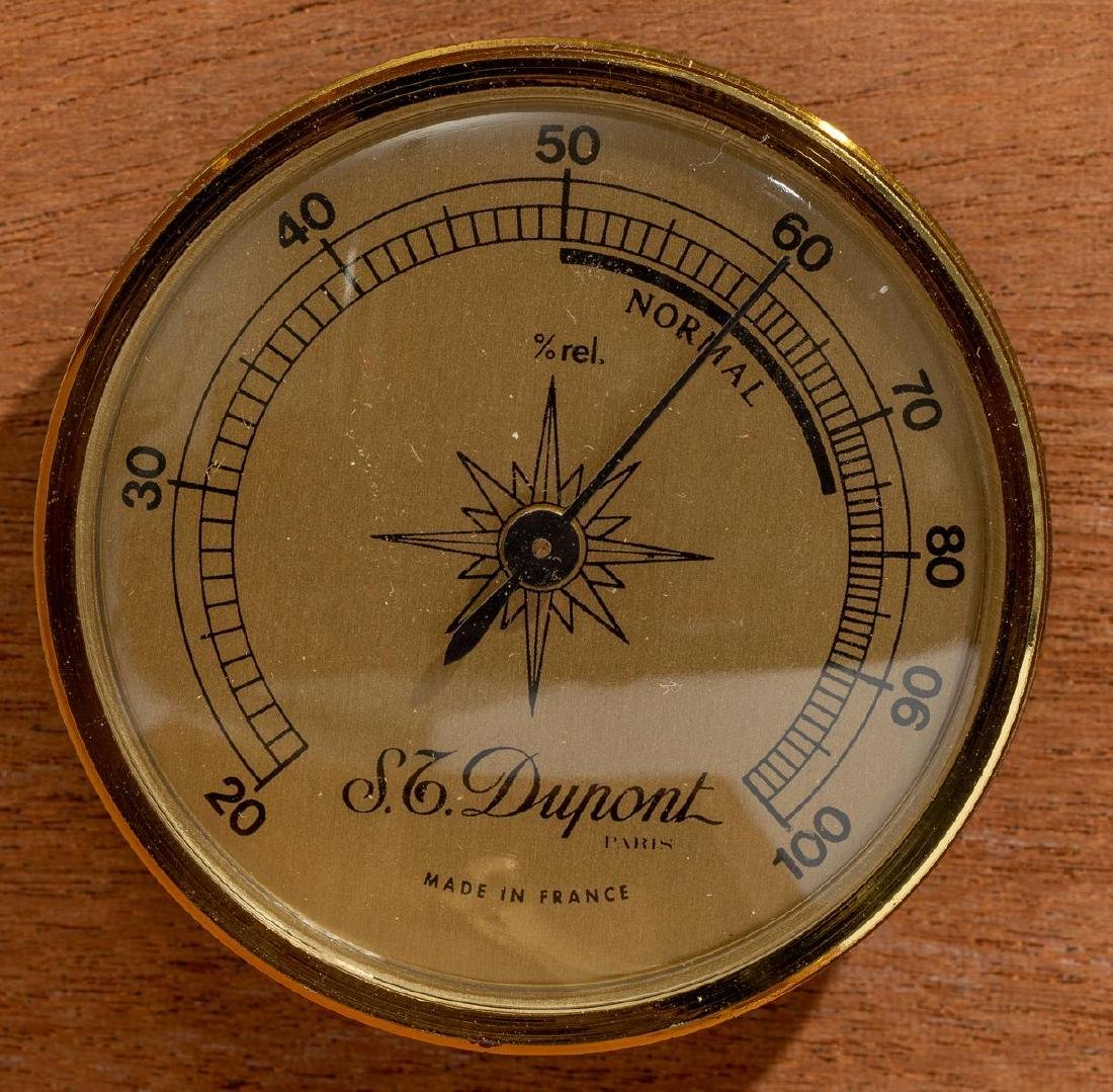 S.T. Dupont (Paris, 20th century), Wood Humidor - 6