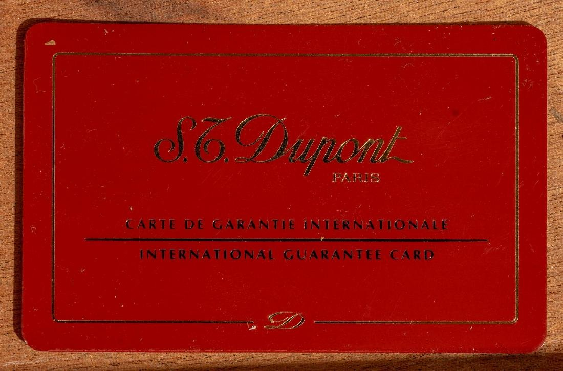 S.T. Dupont (Paris, 20th century), Wood Humidor - 7