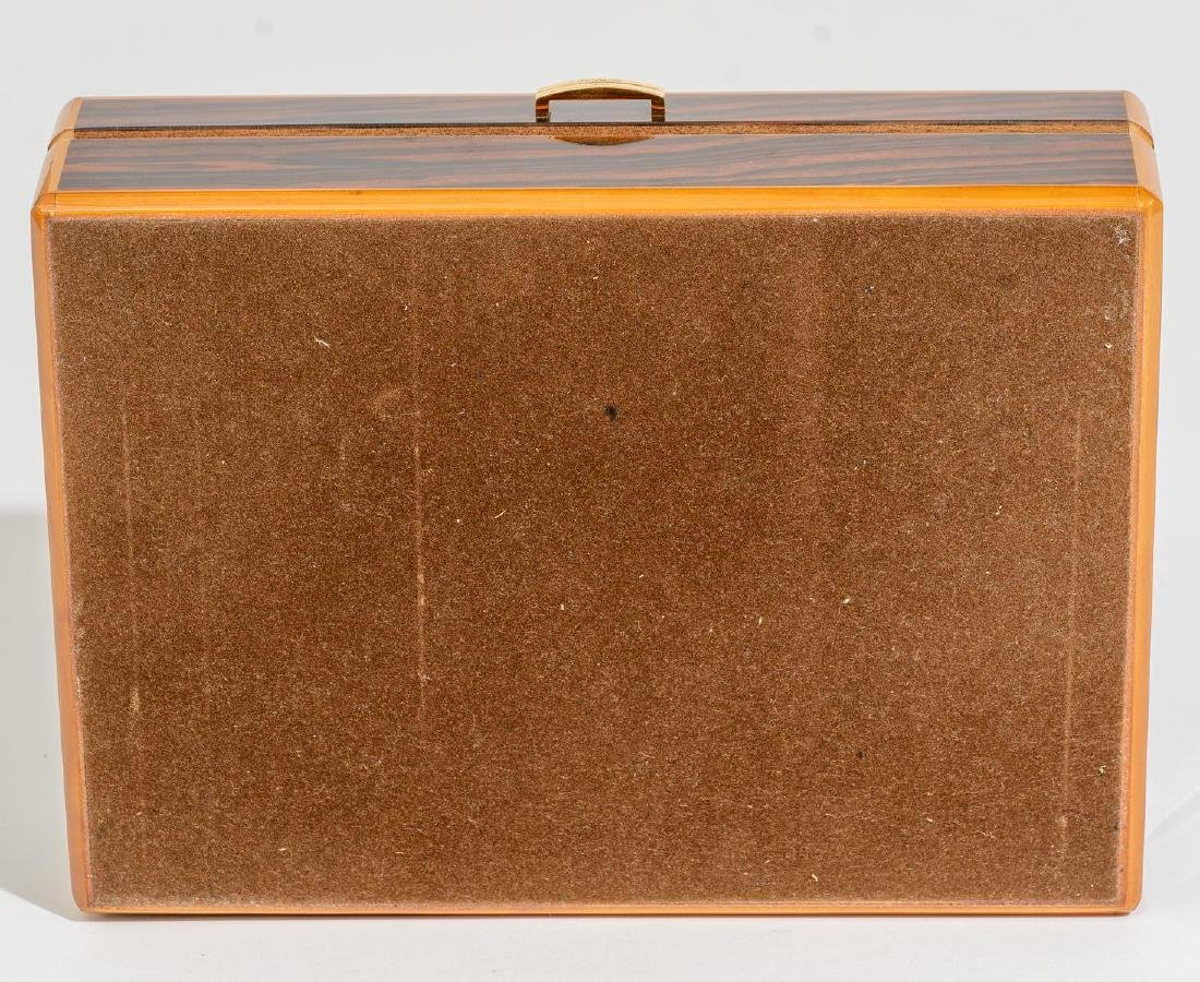 S.T. Dupont (Paris, 20th century), Wood Humidor - 9
