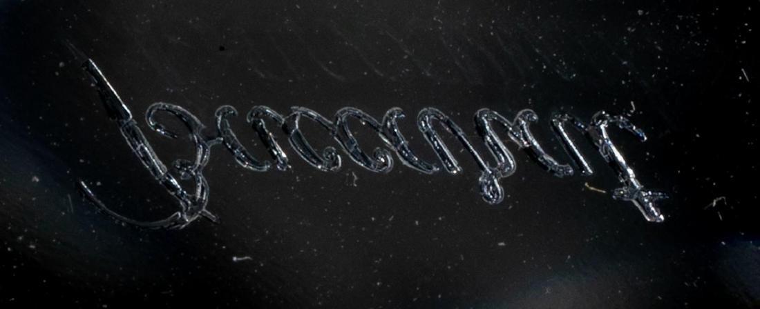 """Baccarat, """"Equinoxe"""", Set of 12 Crystal Cocktail Stems - 4"""