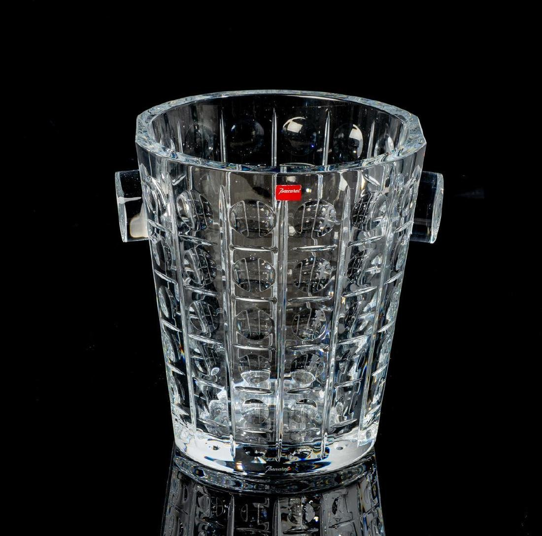 "Baccarat, ""Equinoxe"", Crystal Champagne Bucket - 2"