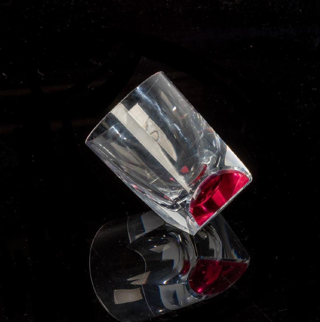"""Baccarat, """"Projection"""", Cocktail Set by Thomas Bastide - 7"""