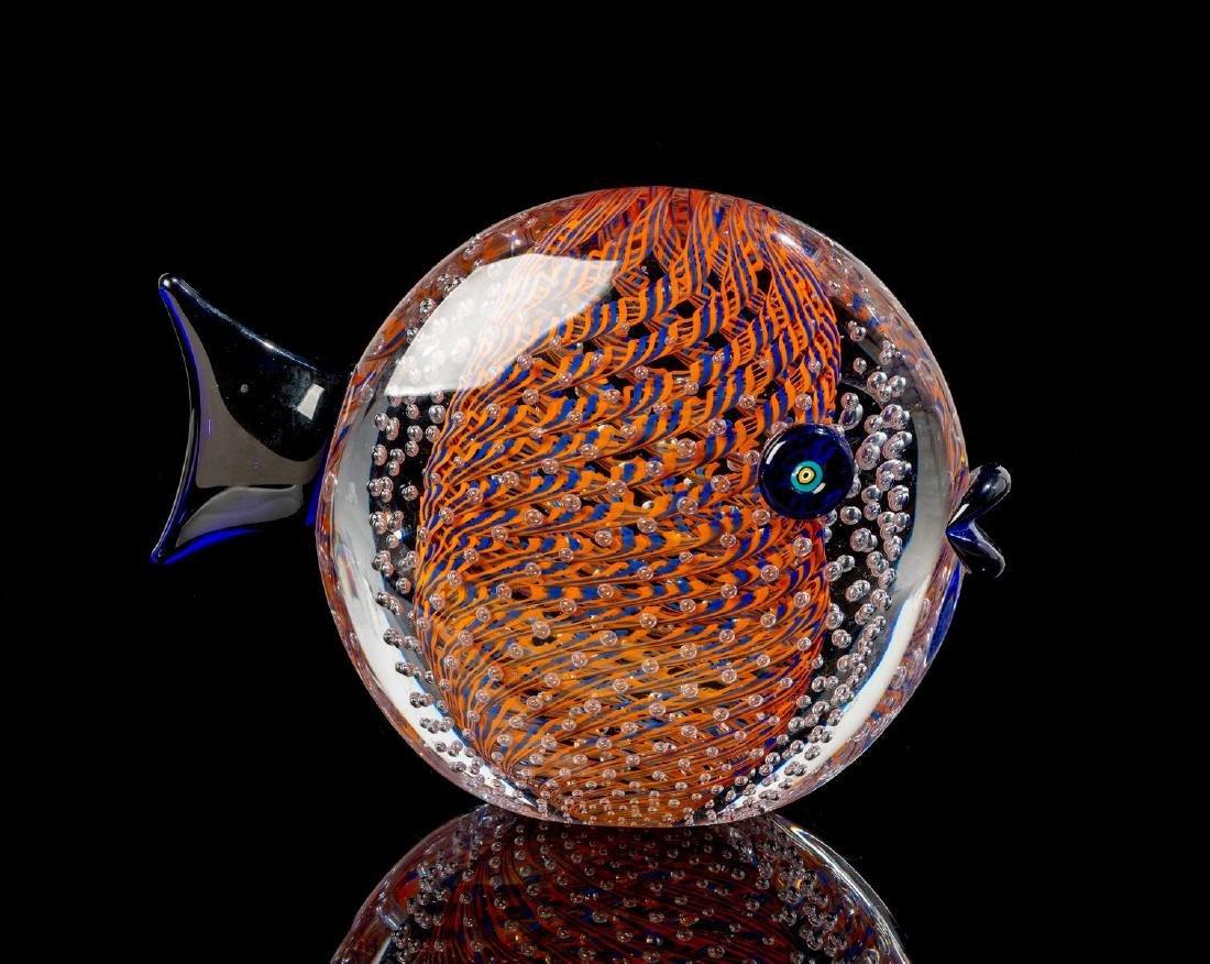 Murano Glass Fish - 3