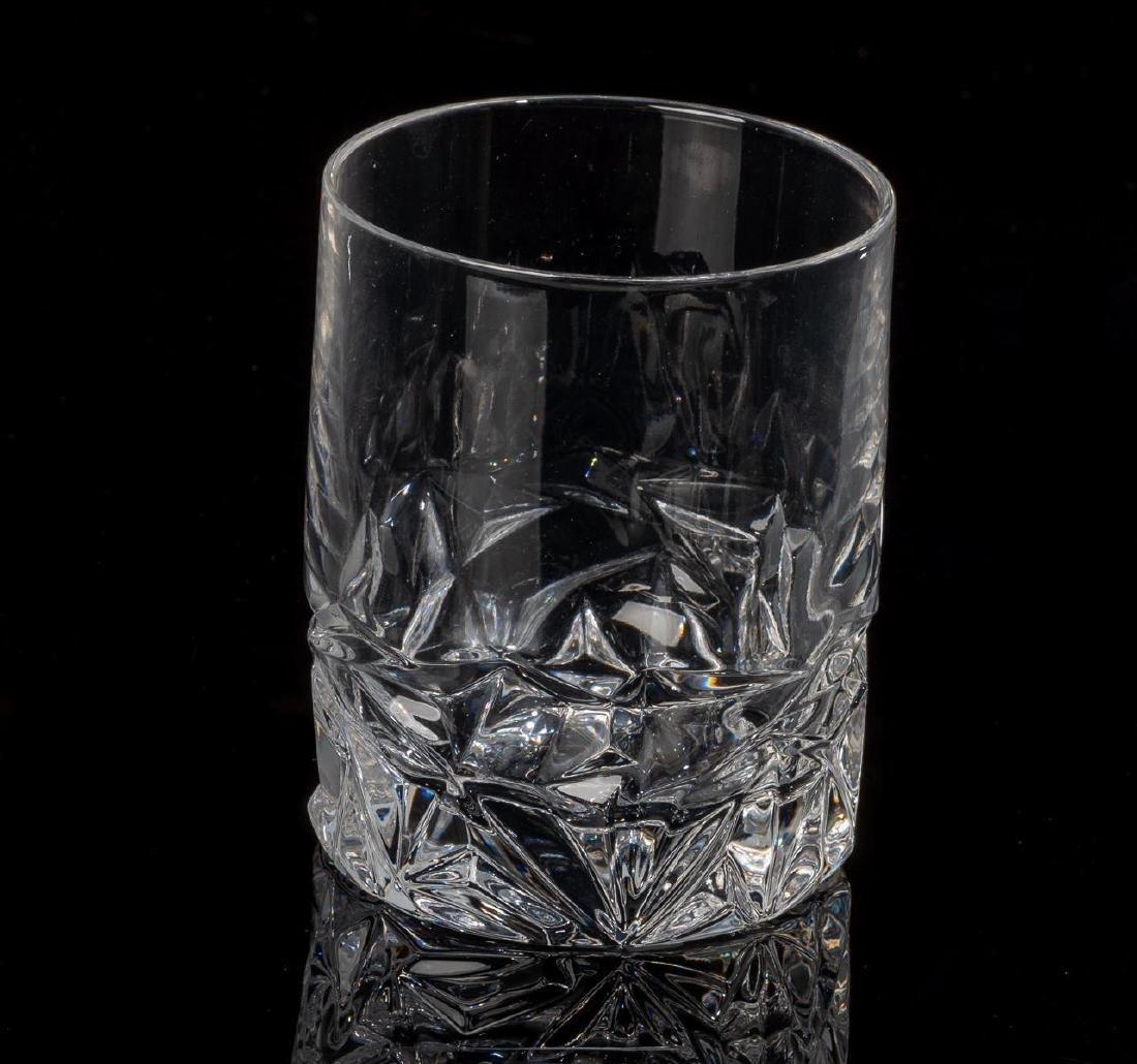 Tiffany & Co. Rock Cut Crystal Old-Fashioned Glasses - 2