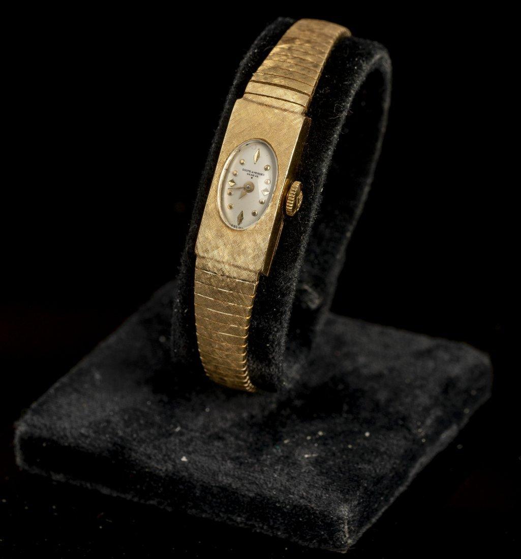 Ladies' Baume & Mercier 14k Gold Wrist Watch