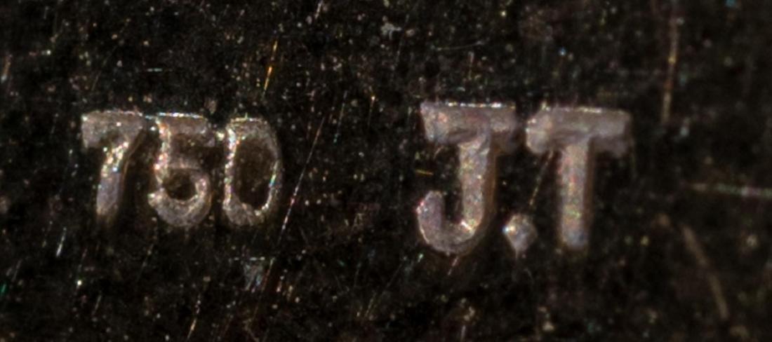 Diamond, Onyx, 18k Gold Bracelet - 5