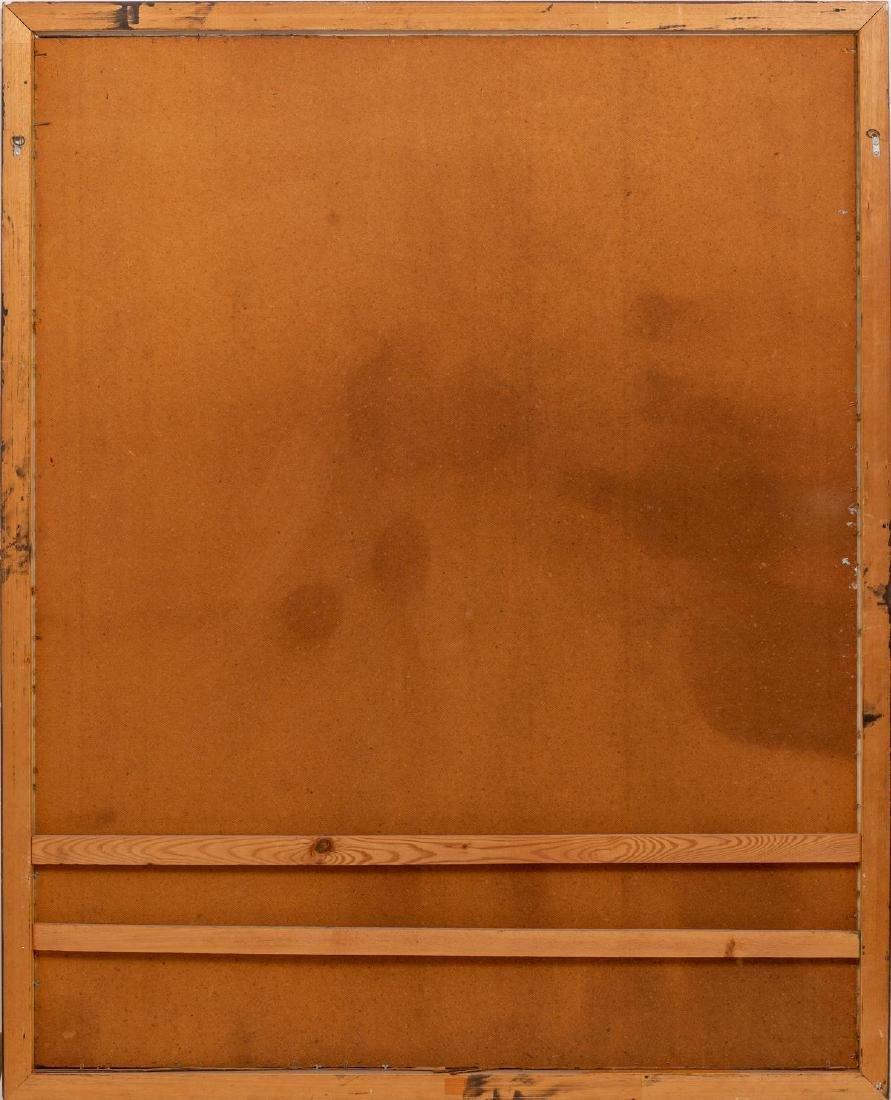 Gilberto Tarin (Texas, 1970's), Untitled, acrylic on - 5
