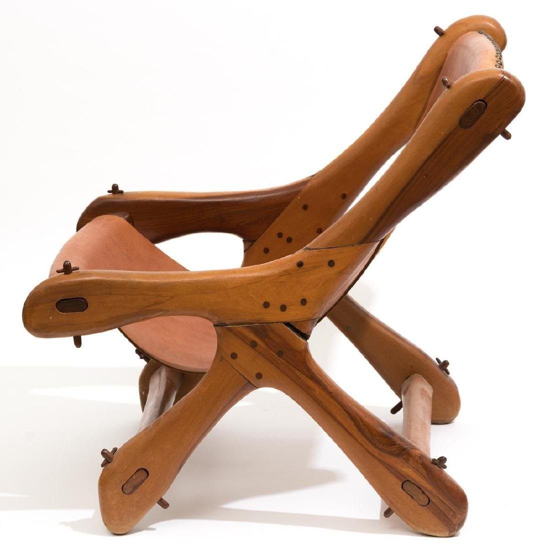 "Don Shoemaker, ""Sloucher"" Chair, 1960's - 2"