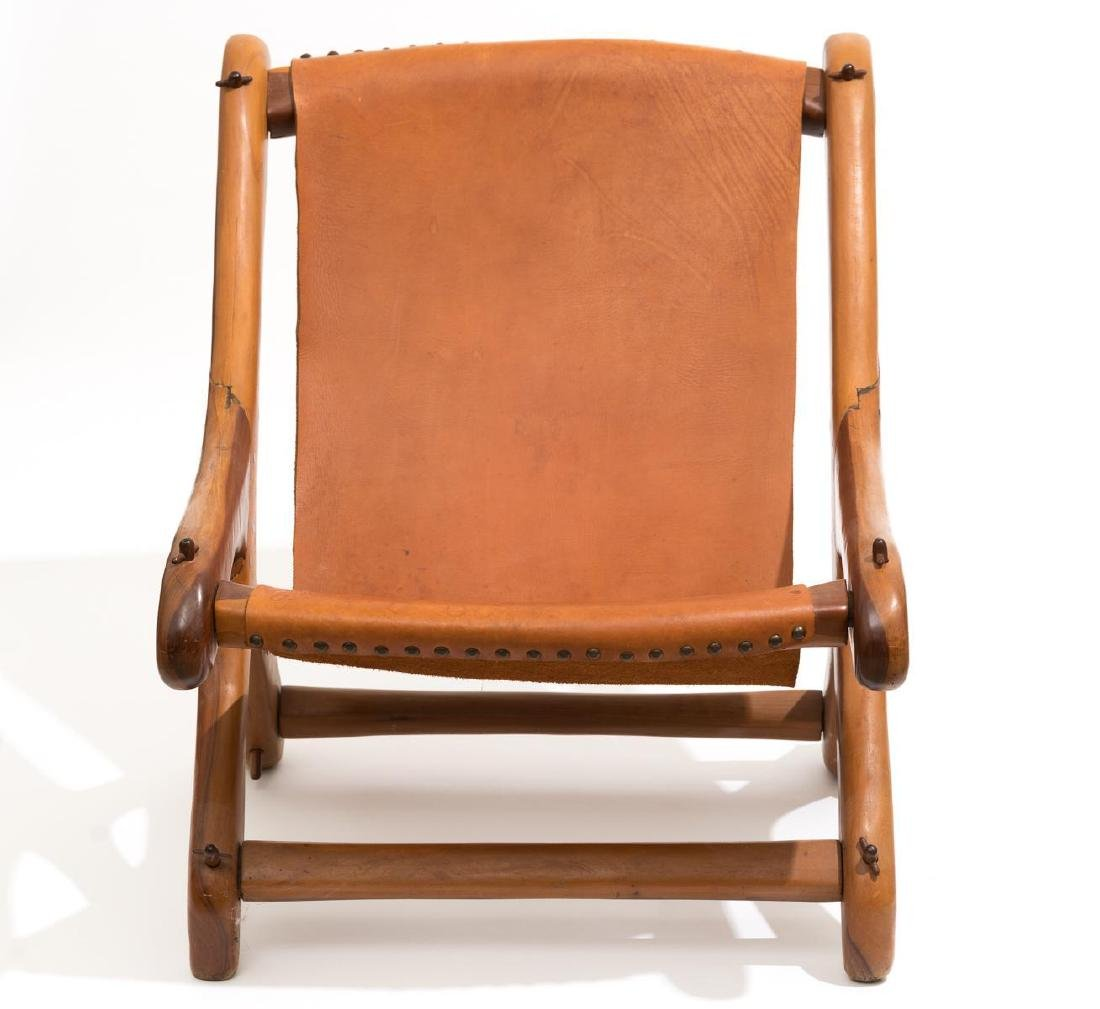 "Don Shoemaker, ""Sloucher"" Chair, 1960's - 3"