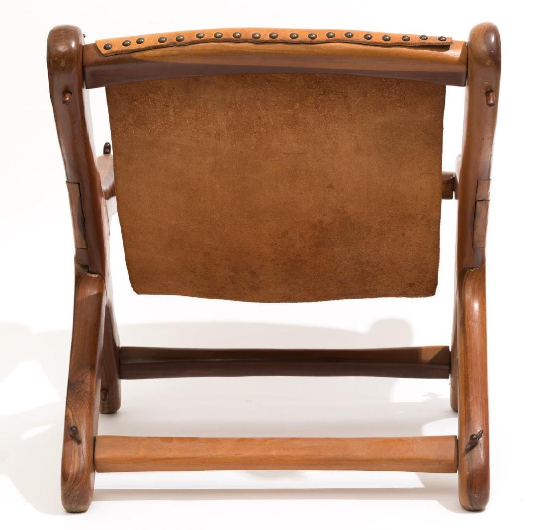 "Don Shoemaker, ""Sloucher"" Chair, 1960's - 4"