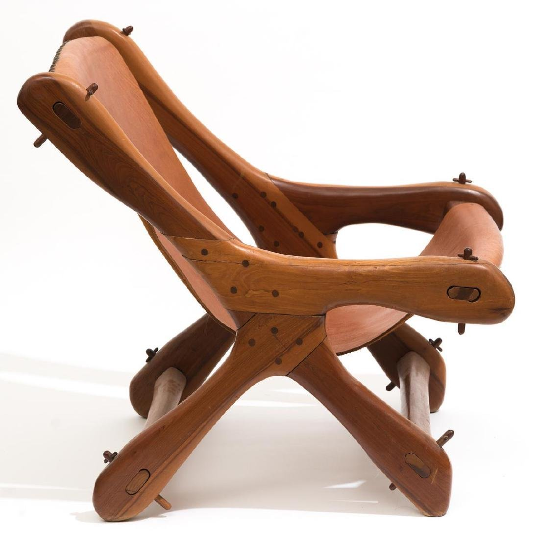 "Don Shoemaker, ""Sloucher"" Chair, 1960's - 5"