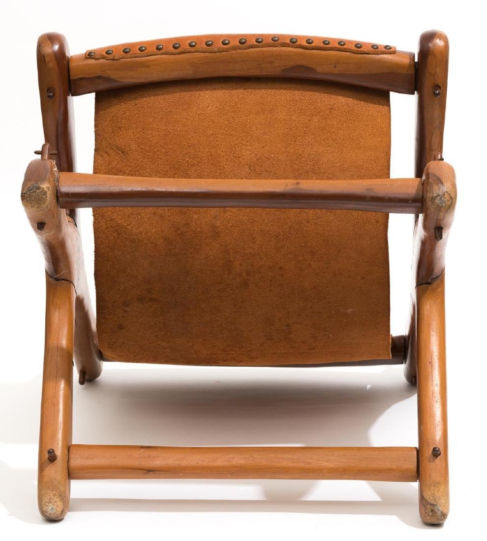 "Don Shoemaker, ""Sloucher"" Chair, 1960's - 6"
