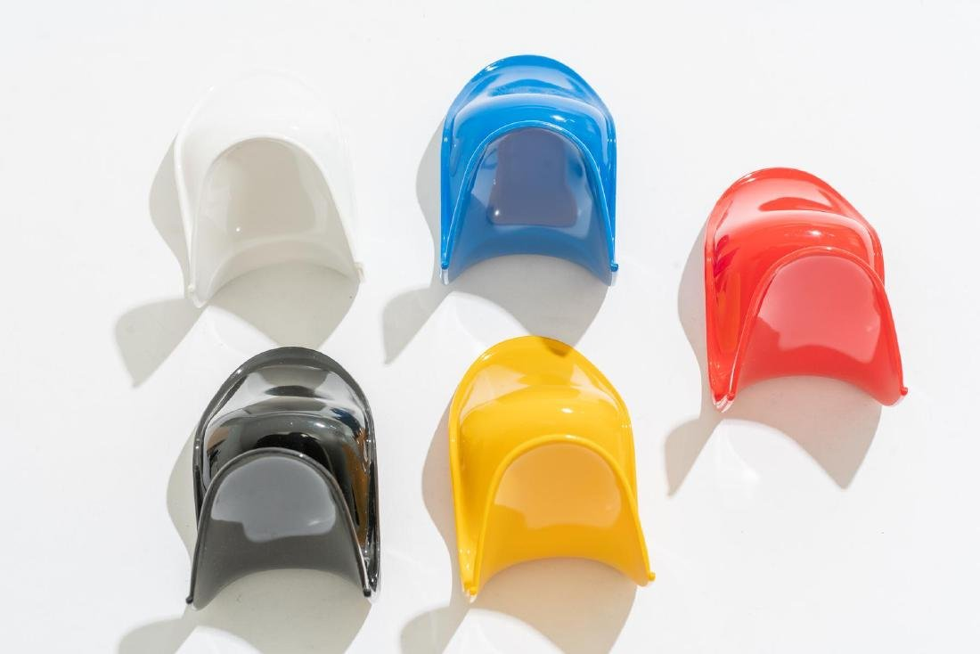Verner Panton, Vitra Design Museum Miniature Chairs - 2