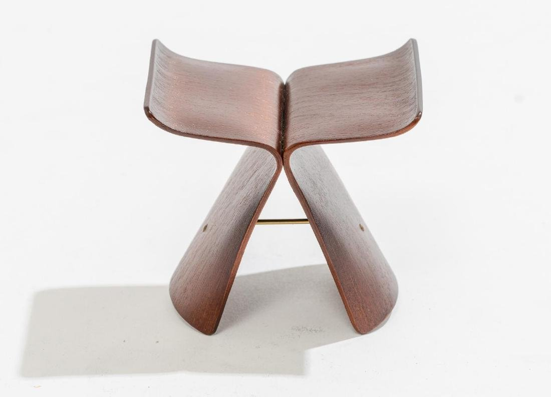 "Sori Yanagi, ""Butterfly"" Stool for Vitra Design - 2"