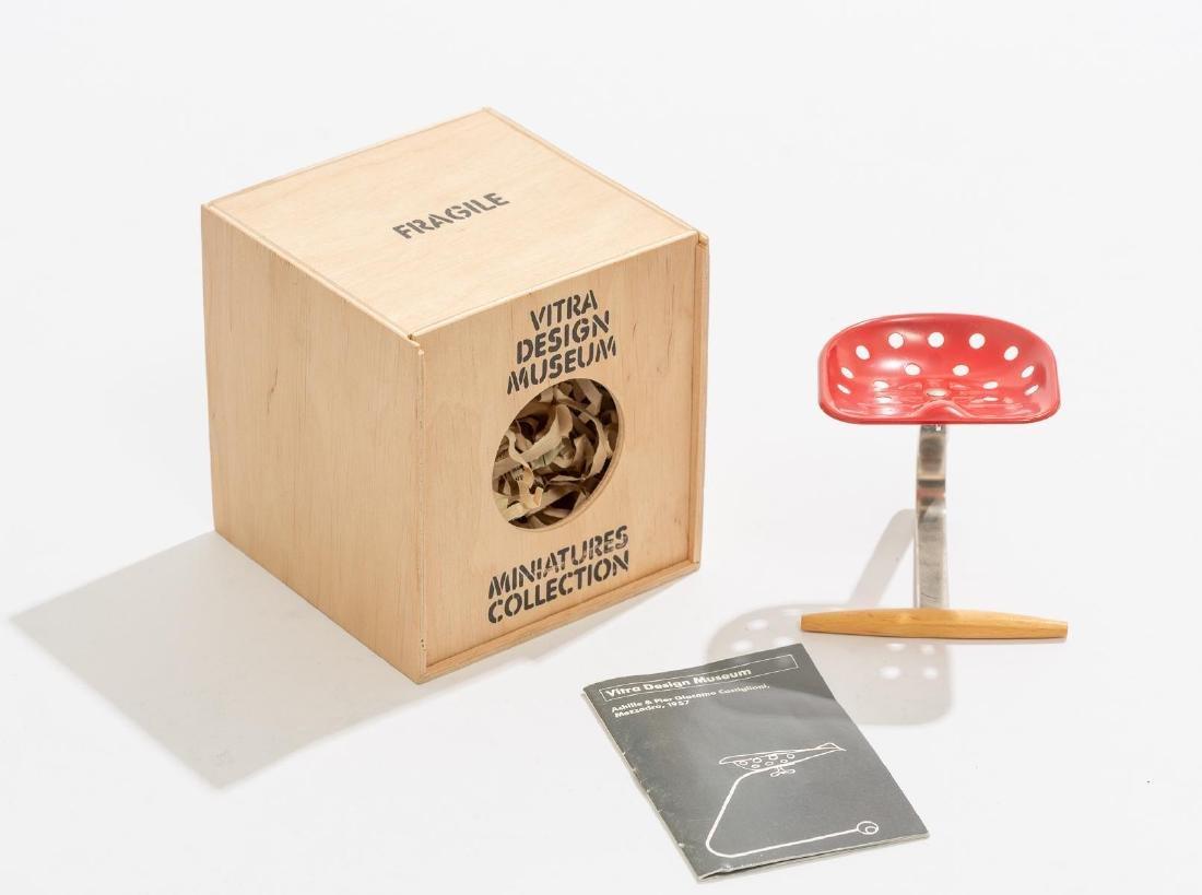 """Achille Castiglioni, """"Mezzadro"""" Stool for Vitra Design - 5"""