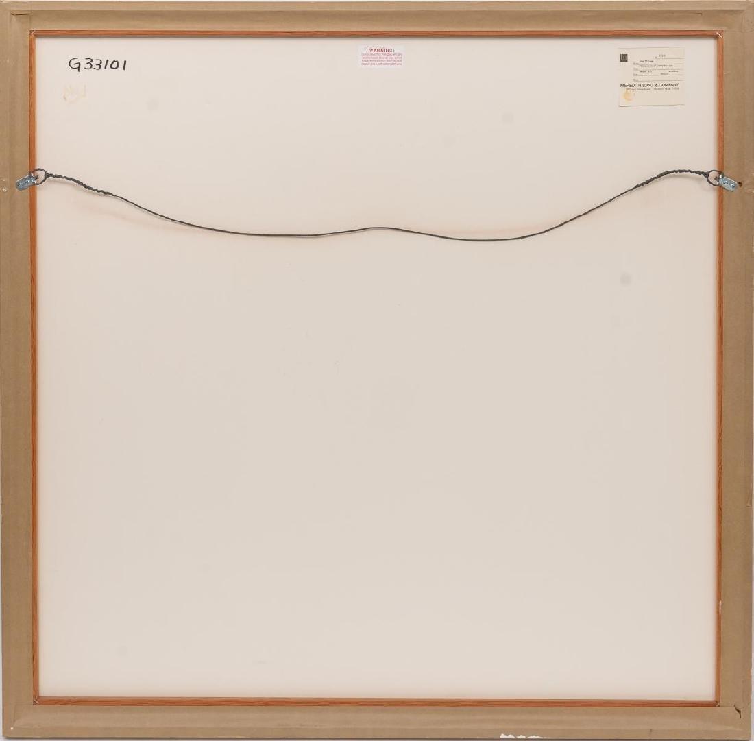 """Joe Tilson(American, b. 1928), """"Liknon Red"""", 1989, - 5"""