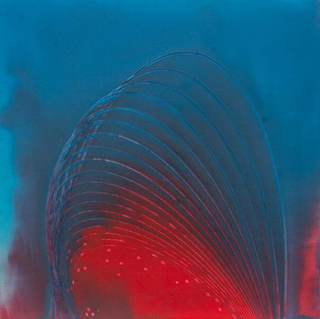 "Ralph White( American, 1921-2004) , ""Transformation"","