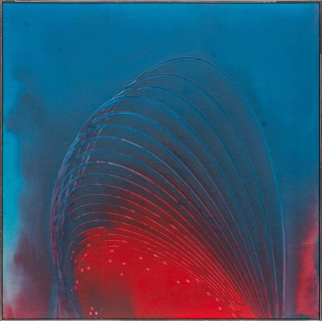 "Ralph White( American, 1921-2004) , ""Transformation"", - 2"