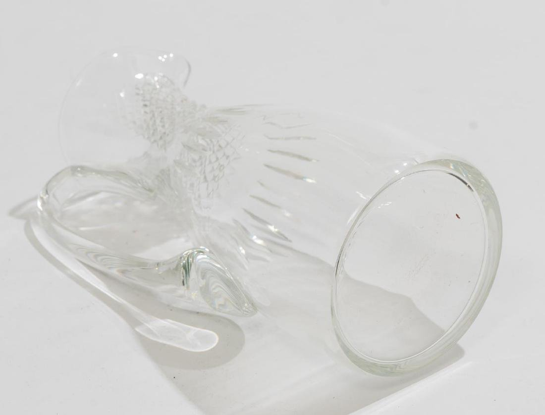 Lalique (France, 20th century), Cut Crystal Pitcher - 5