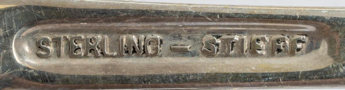 Williamsburg Shelll by Steiff Sterling Flatware - 2