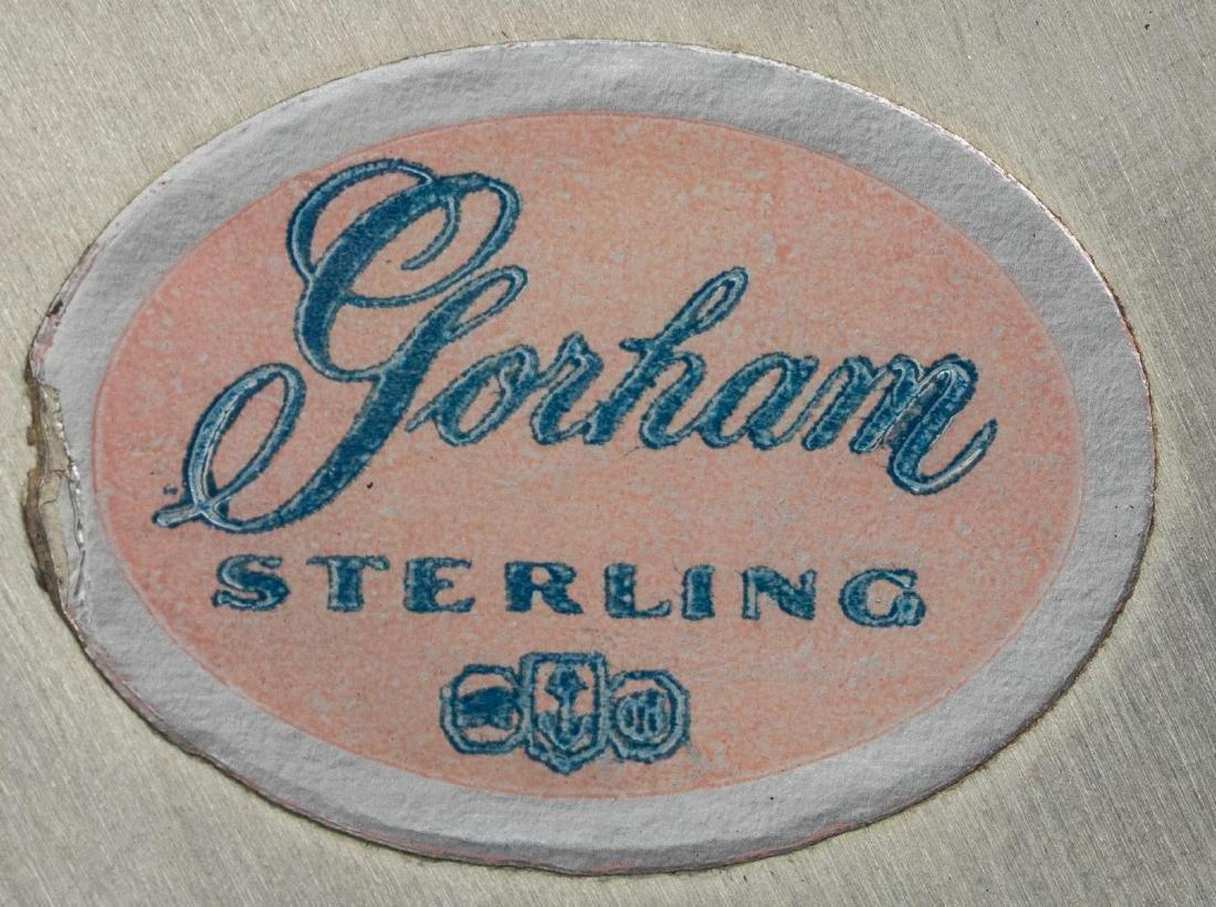 Gorham Sterling 16 Bread Plates - 2
