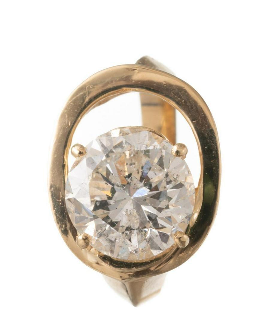 4.20ct. Diamond Solitaire