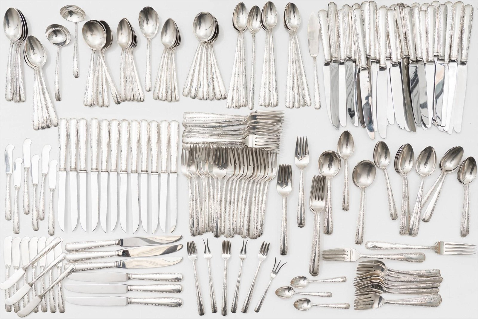 Camellia by Gorham 245 Piece Sterling Silver Flatware