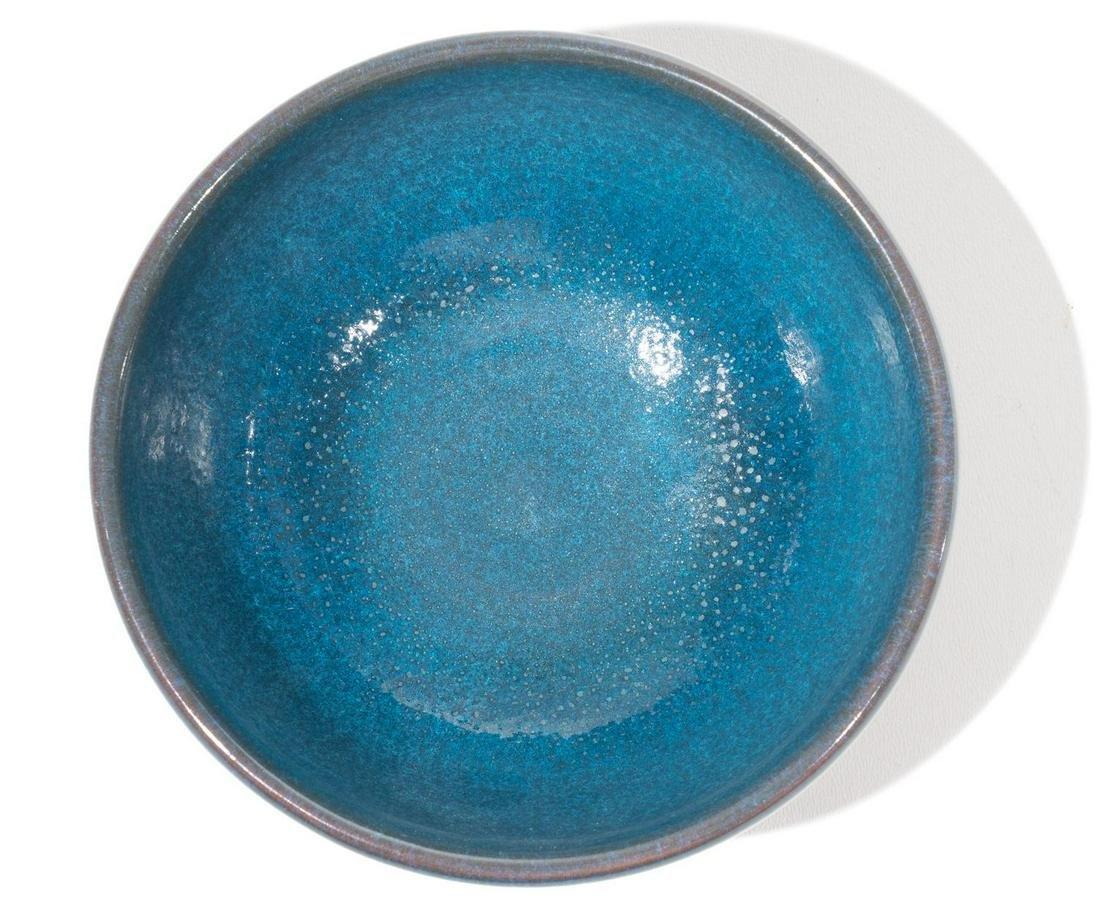 Harding Black (1912-2004), Cobalt Bowl, 1987
