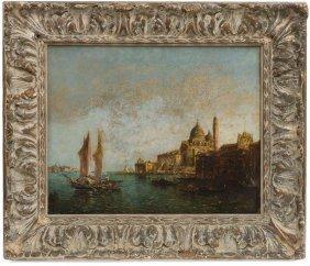 18th/19th Century Venetian Oil Painting