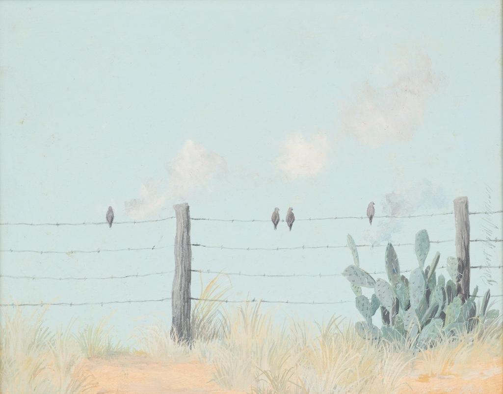 Robert Quill Johnson (1927-1980), Pair of paintings - 5