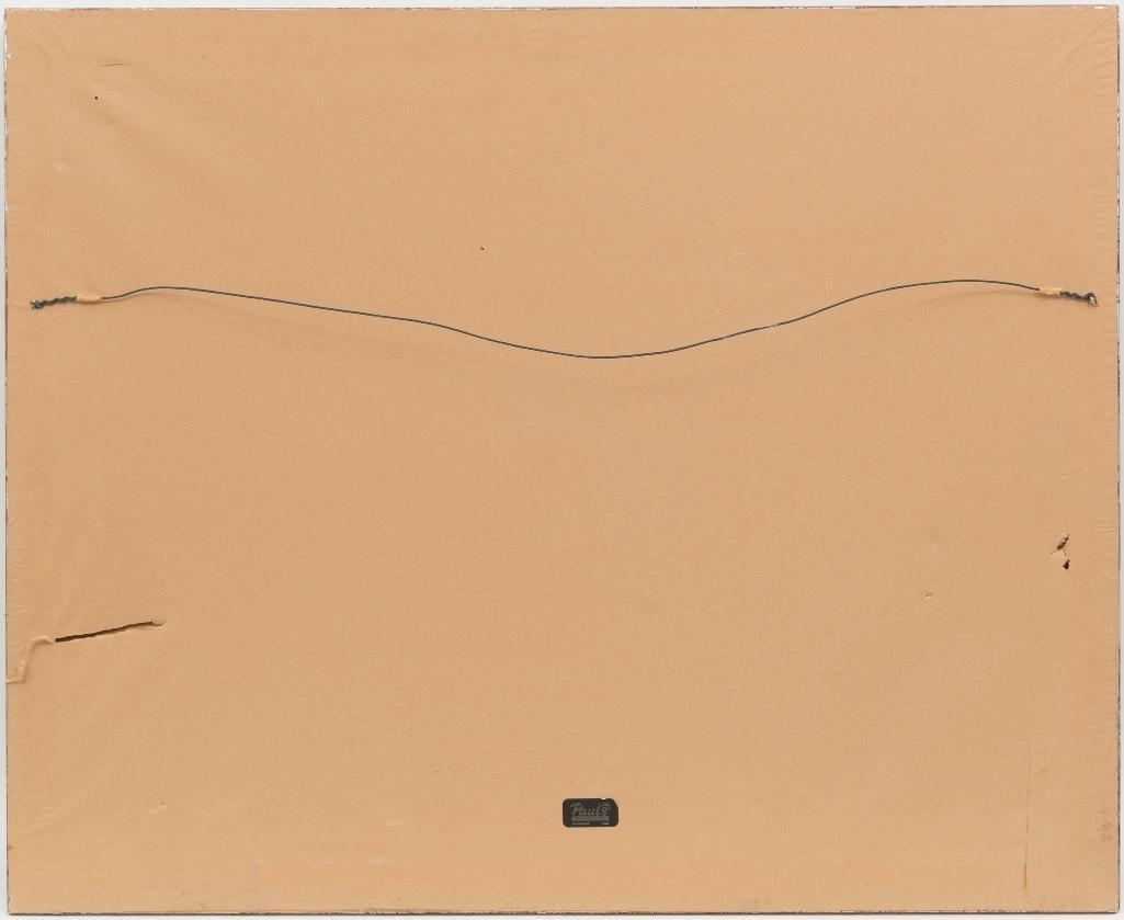Ancel Nunn (1928-1999), Boy Playing, watercolor - 4