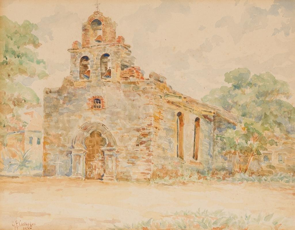 """George Frederick Castleden (1861-1945), """"La Espada"""""""