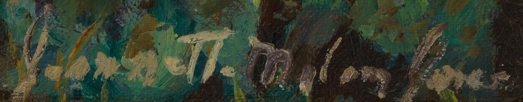 Jeanette Milam Jones (1903-1989), West Texas, oil - 3
