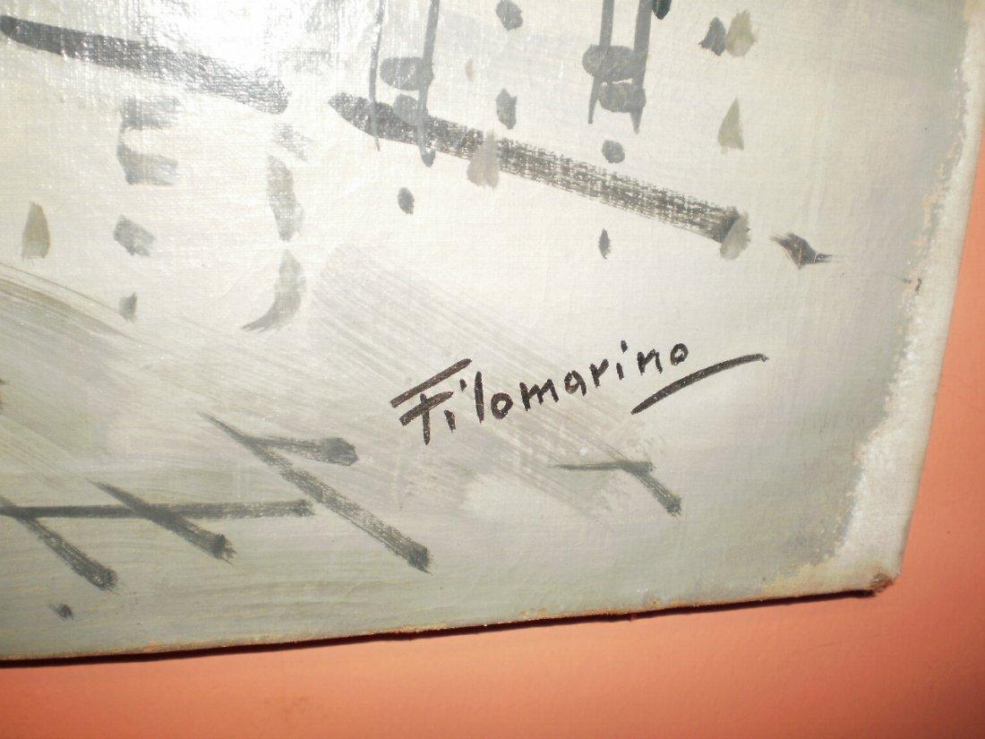 FILOMARINO  FRENCH? ITALIAN? IMPRESSIONIST - 8