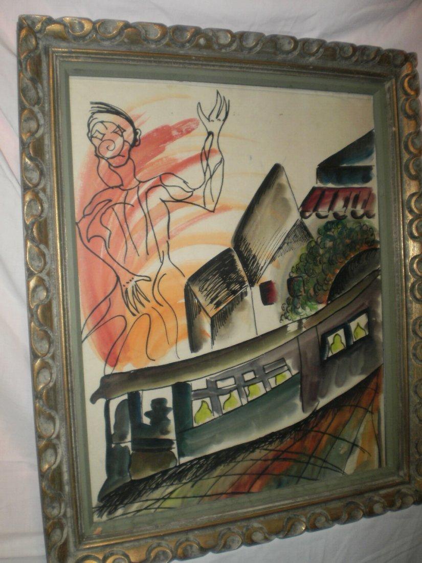 ANN ABELOFF AMERICAN 20TH CENTURY CONTEMPORRY