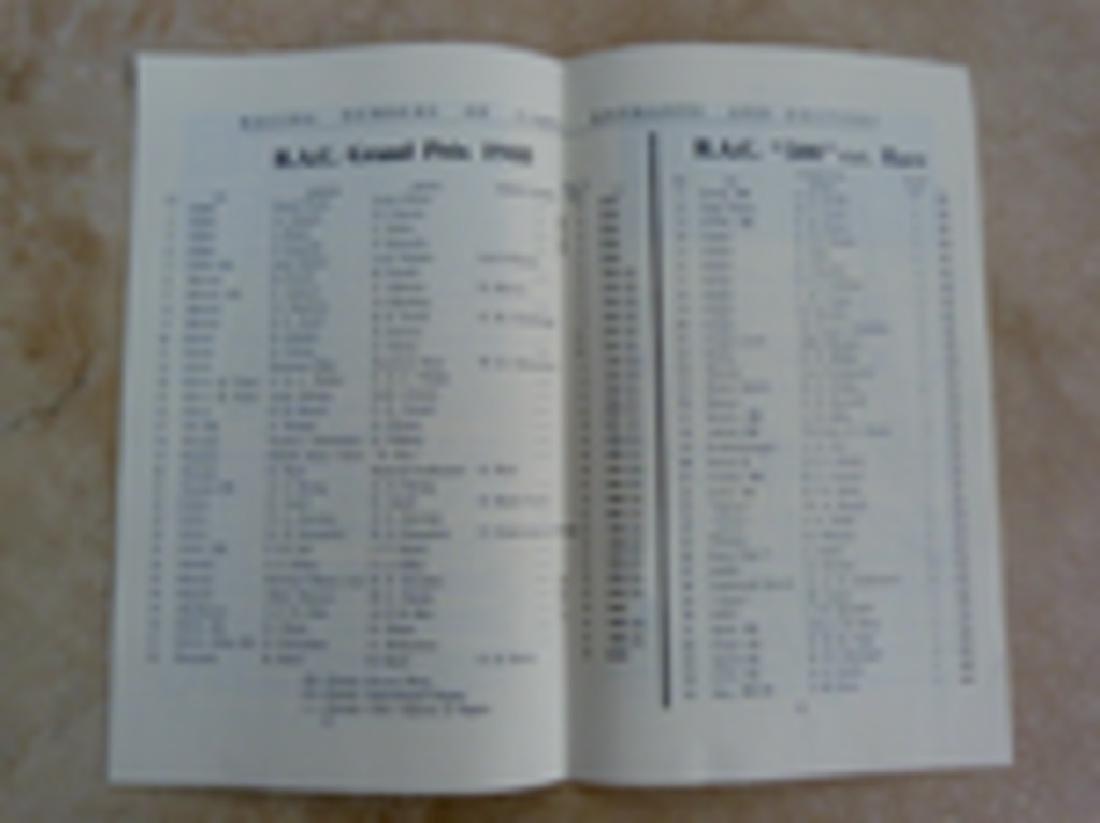 BRDC Pewter Trophy - 3