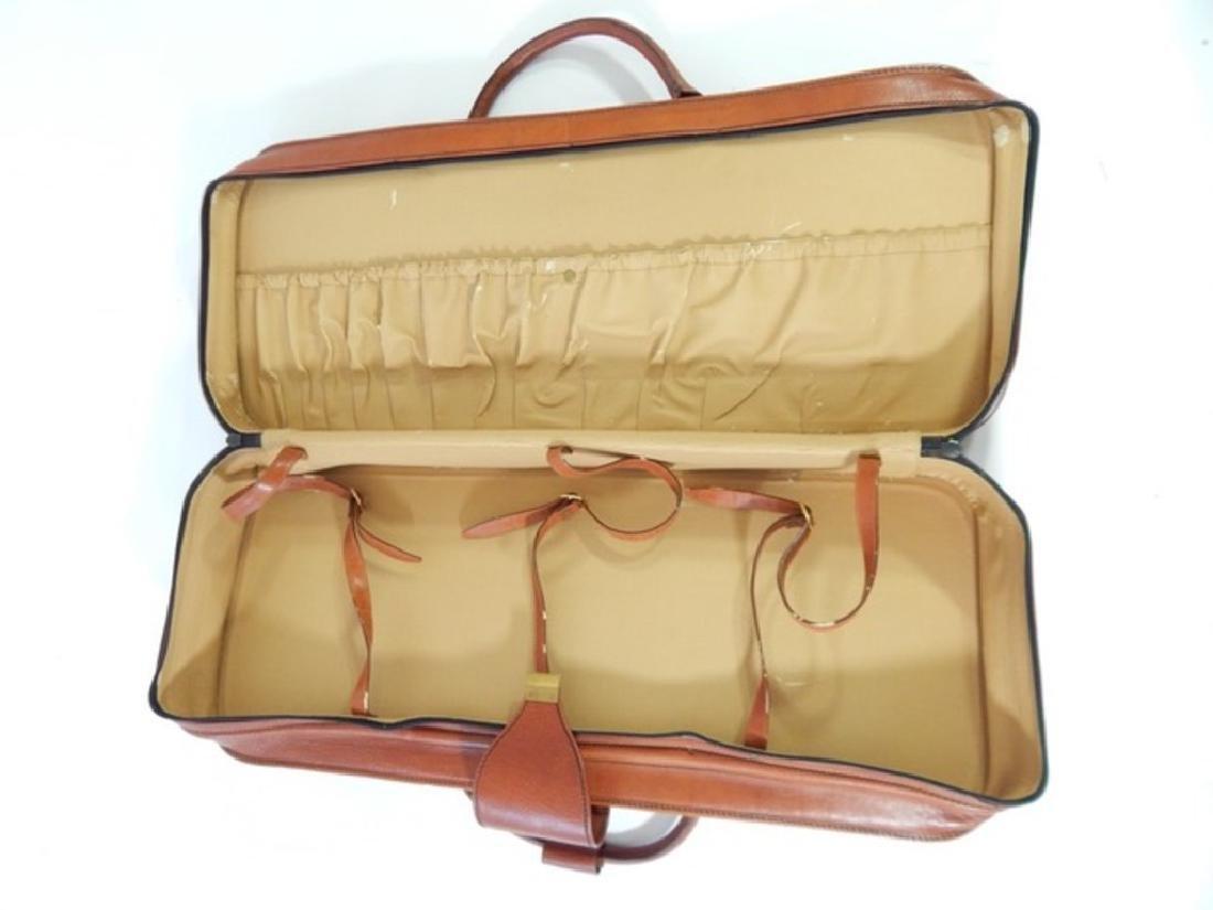 Ferrari Testarossa Schedoni Leather luggage set. - 6