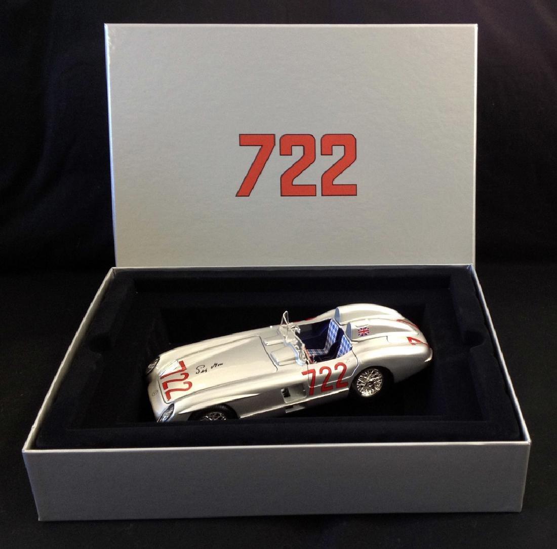 Mercedes-Benz 300SL '722', signed Stirling Moss