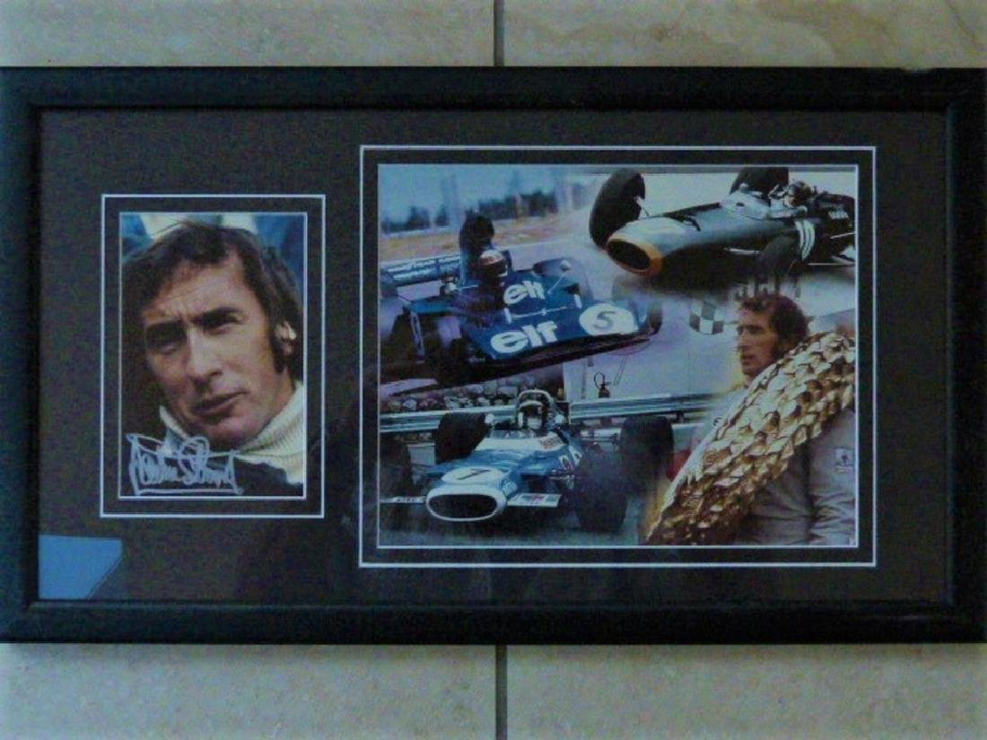 Trio of F1 related images.
