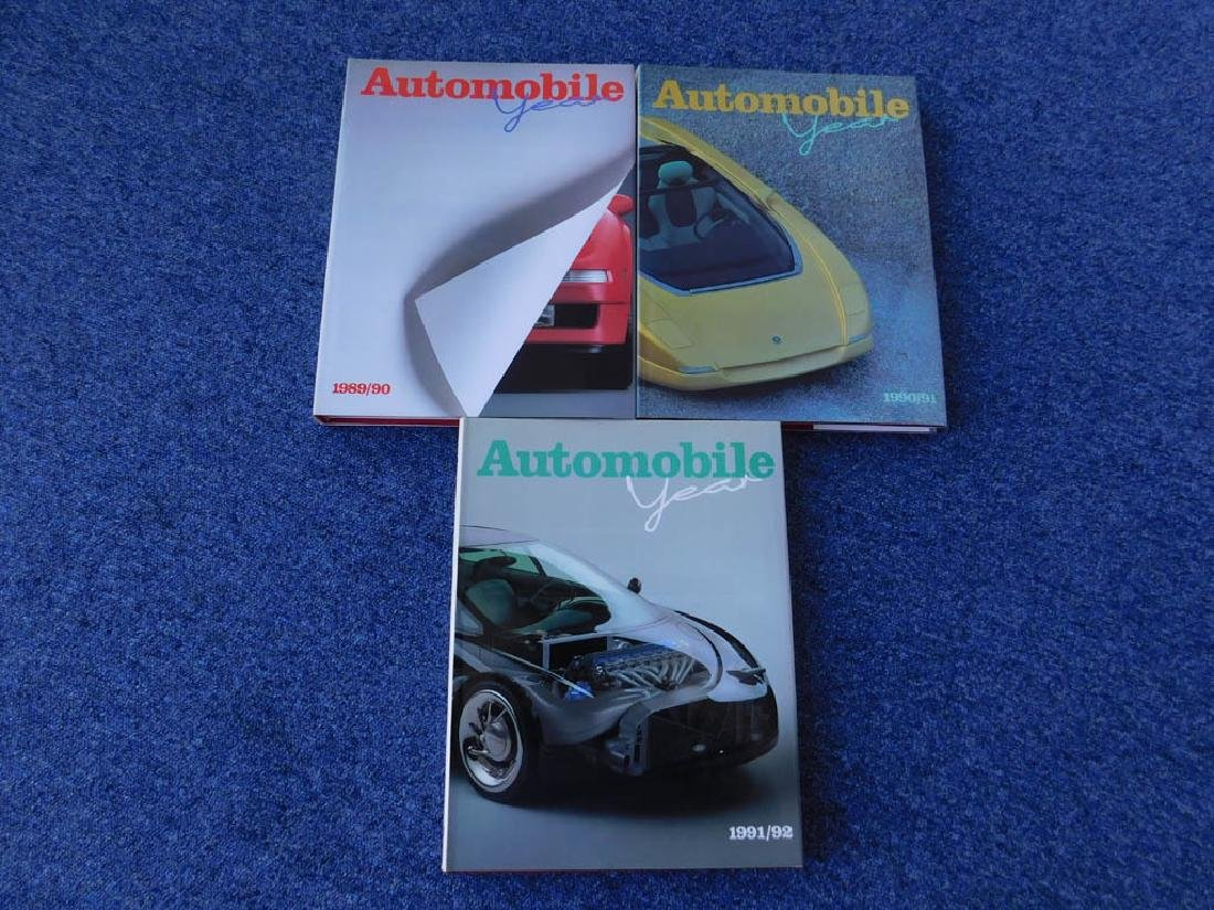 'Automobile Year' 1- 39 - 2