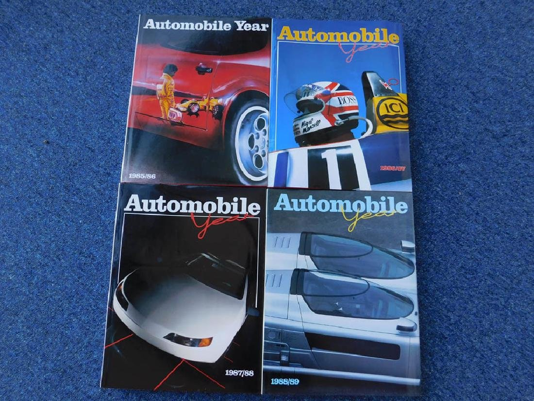 'Automobile Year' 1- 39 - 3
