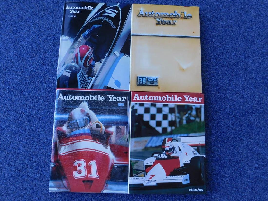 'Automobile Year' 1- 39 - 4