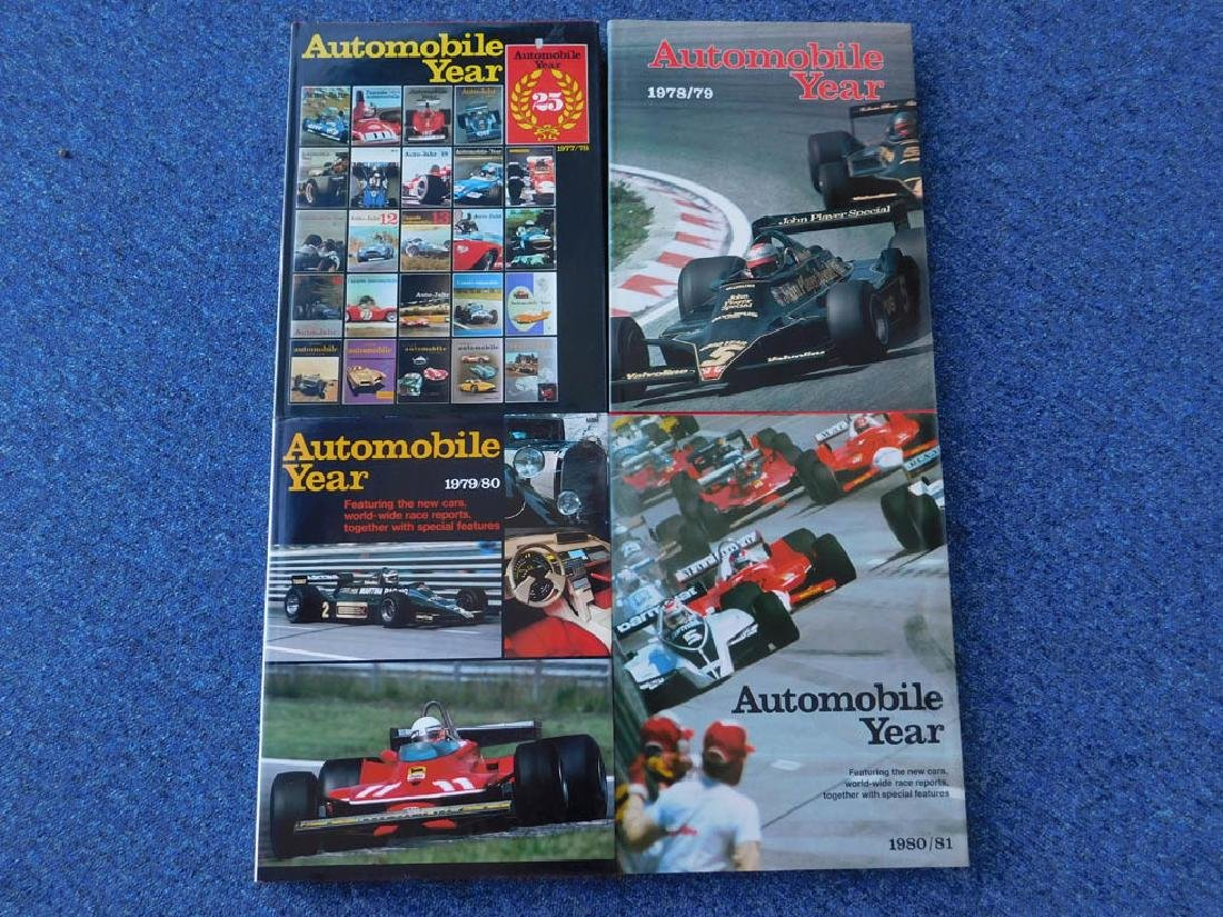 'Automobile Year' 1- 39 - 5