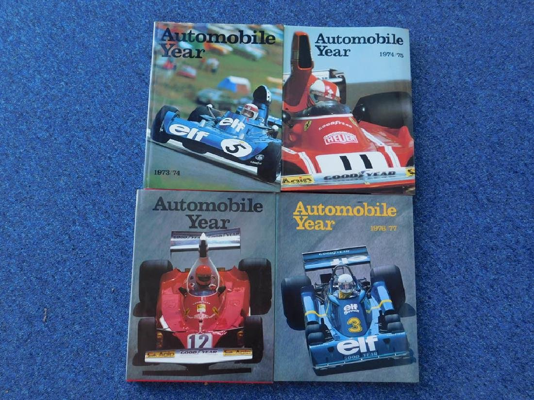 'Automobile Year' 1- 39 - 6
